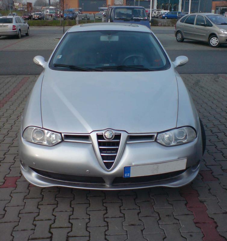 Alfa Romeo 156 2.5 V6 24V (parkoviste)