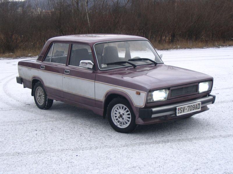 Lada (Vaz/Žiguli) 2105