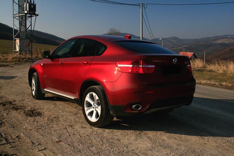 Fotogalerie Bmw X6 Fotka 5 Moje Auto Cz