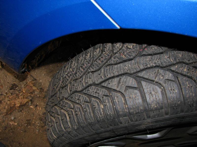 Fotogalerie ford focus zimn pneu klber krisalp hp2 - Pneu 3 50 8 ...