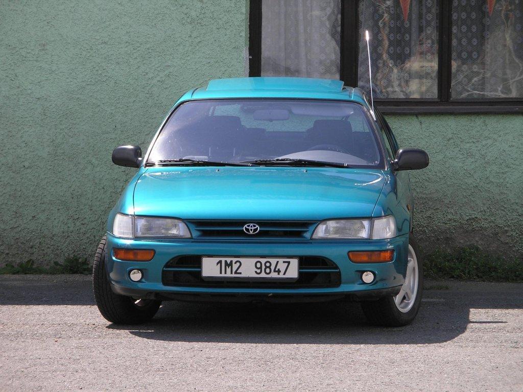 Fotogalerie Toyota Corolla Fotka 1 Moje Auto Cz