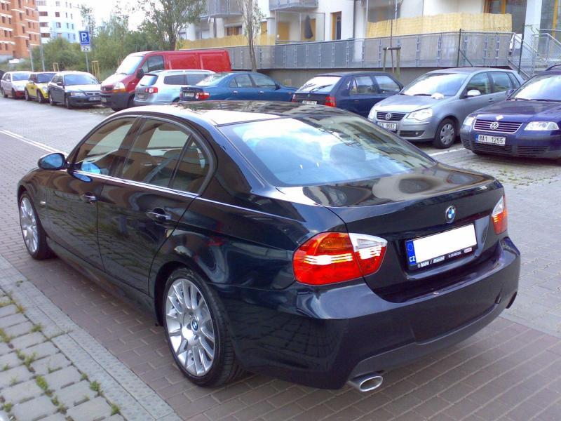 Fotogalerie Bmw Ada 3 Bmw 320d M Paket Moje Auto Cz