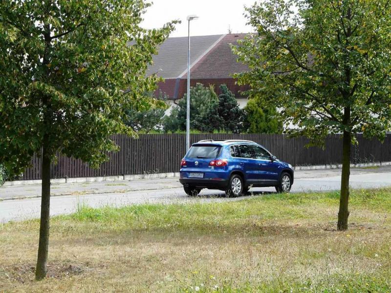 Fotogalerie Volkswagen Tiguan Vrazn I Z Dlky Moje Auto Cz