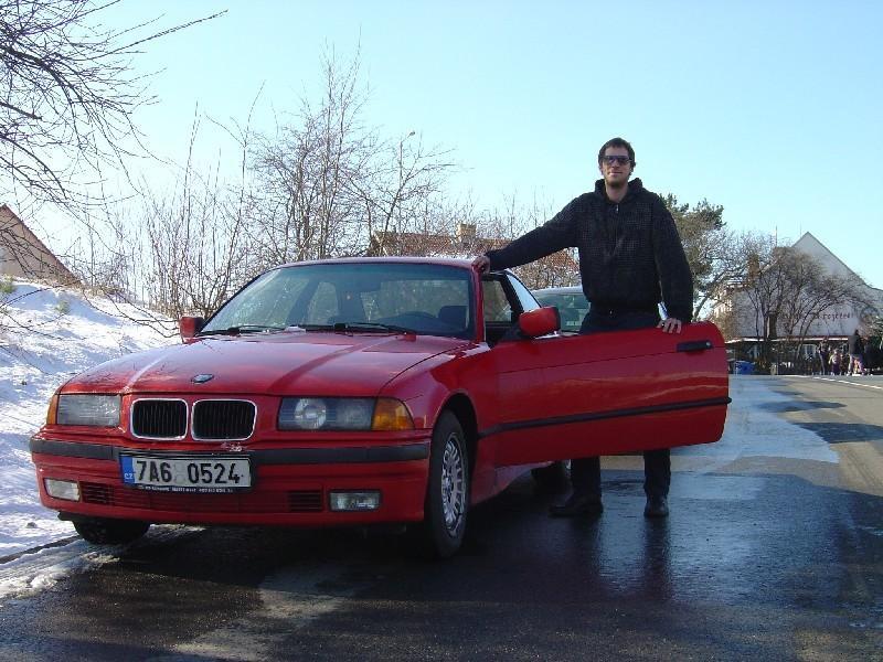 Fotogalerie Bmw řada 3 Fotka 9 Moje Auto Cz