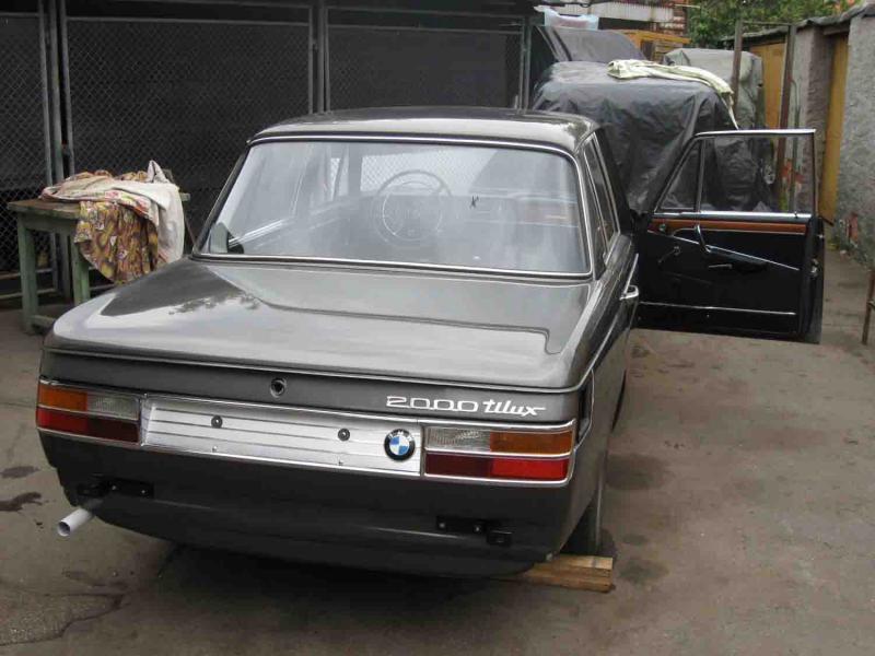 Fotogalerie Bmw 2000 Fotka 11 Moje Auto Cz