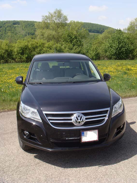 Fotogalerie Volkswagen Tiguan Fotka 4 Moje Auto Cz