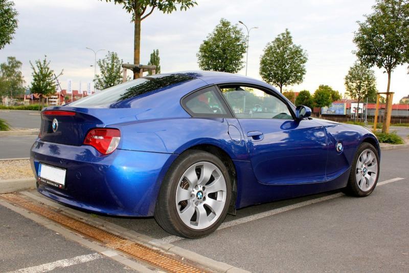 Fotogalerie BMW Z4 - fotka 2 - MOJE.AUTO.CZ