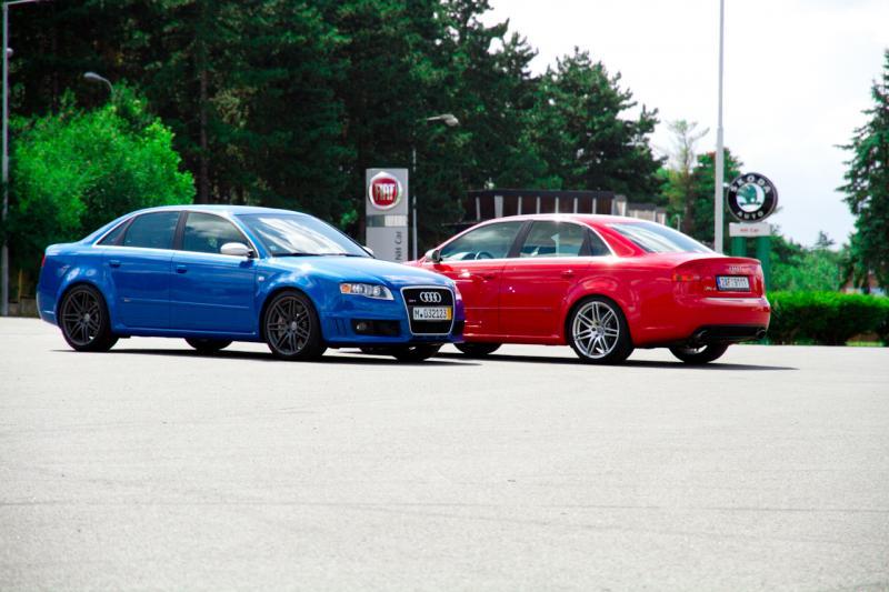 Fotogalerie Audi Rs4 Fotka 10 Moje Auto Cz