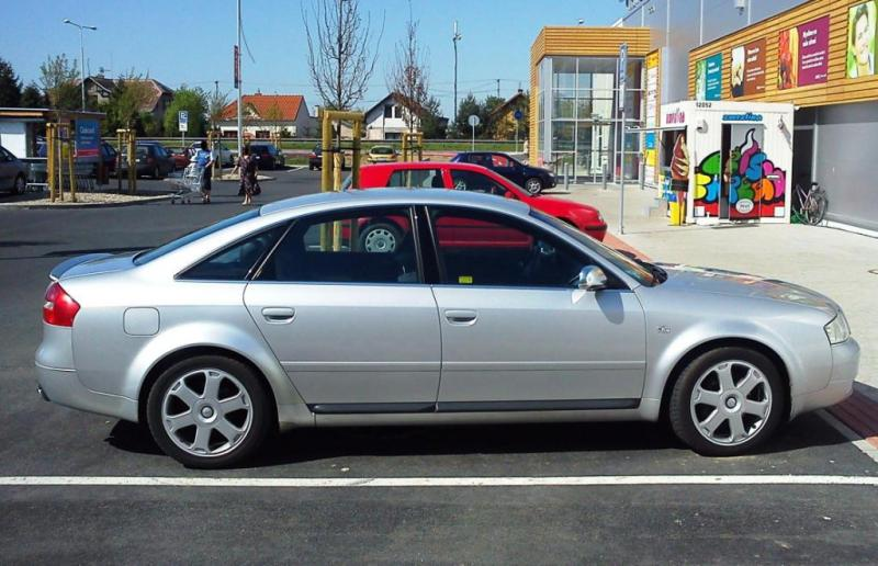 Fotogalerie Audi S6 Fotka 4 Moje Auto Cz