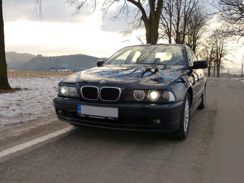 Fotogalerie Bmw řada 5 Fotka 21 Moje Auto Cz