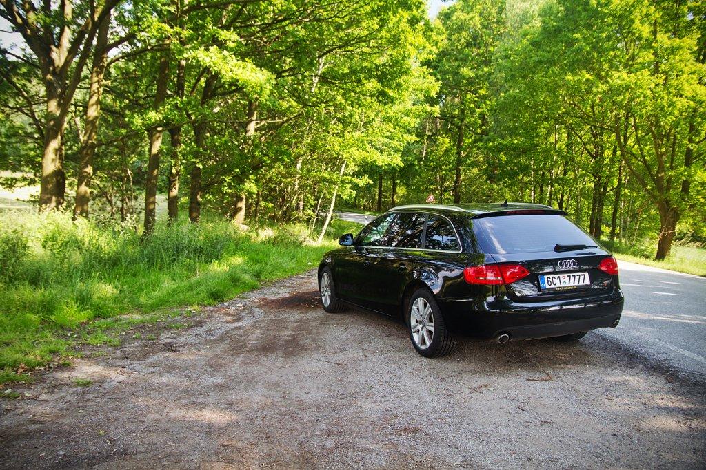 Fotogalerie audi a4 letn kola s novmi pneu moje auto cz - Pneu 3 50 8 ...