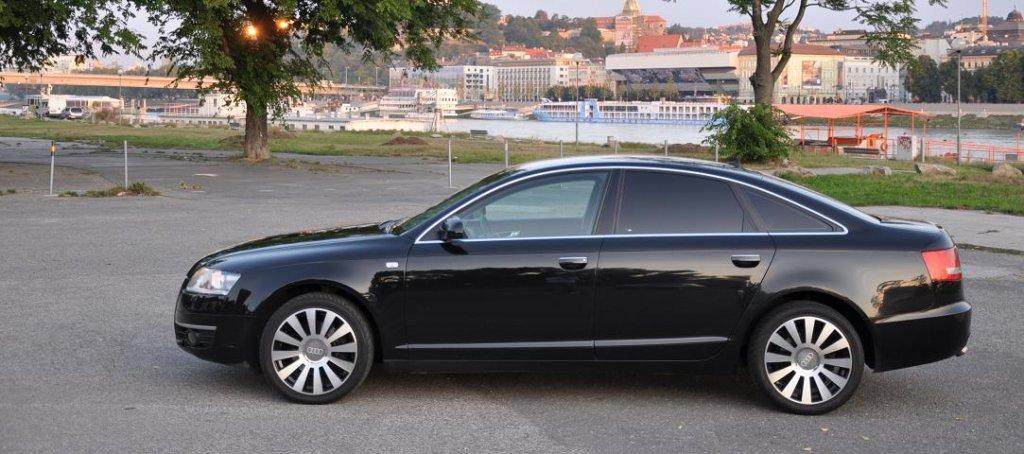 Fotogalerie Audi A6 Fotka 4 Moje Auto Cz