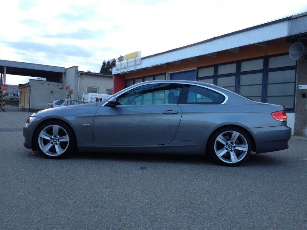 Fotogalerie Bmw Ada 3 Ladn Z Profilu Moje Auto Cz