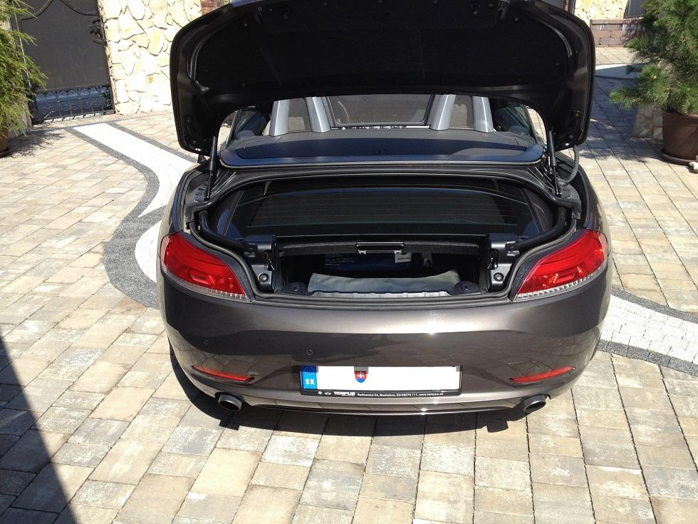 Fotogalerie Bmw Z4 Fotka 52 Moje Auto Cz