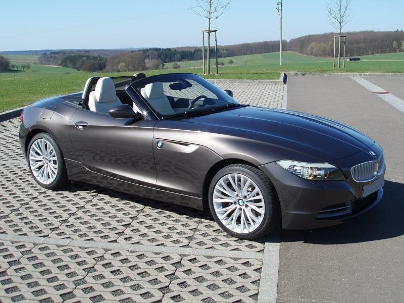 Fotogalerie Bmw Z4 Fotka 11 Moje Auto Cz