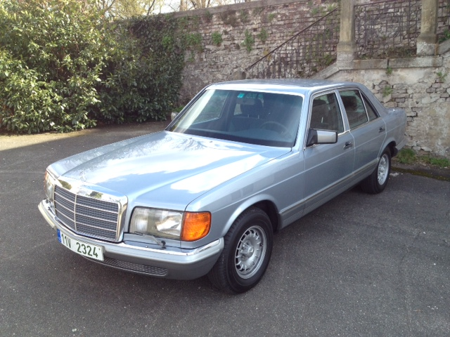 Mercedes-Benz 126