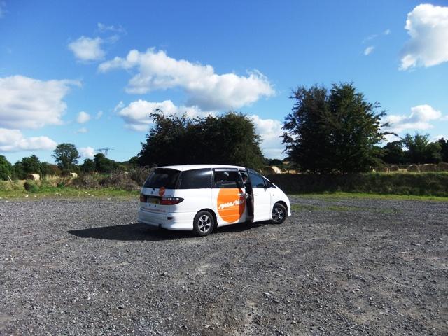 Fotogalerie Toyota Previa Fotka 3 Moje Auto Cz