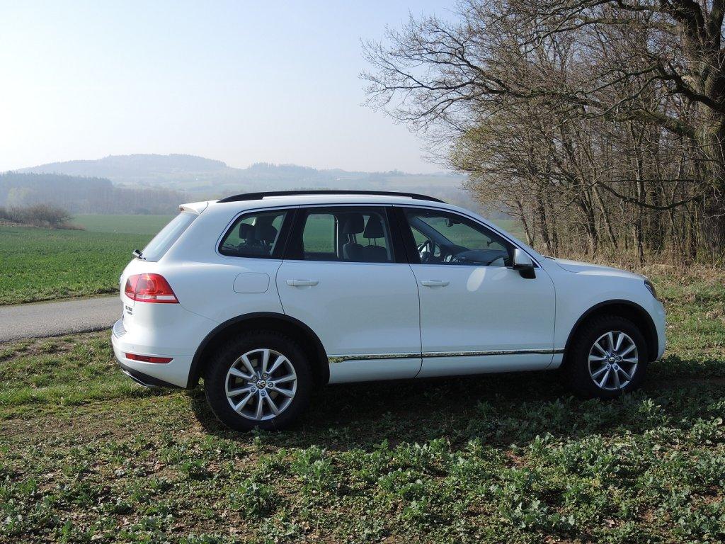 Fotogalerie Volkswagen Touareg Fotka 4 Moje Auto Cz