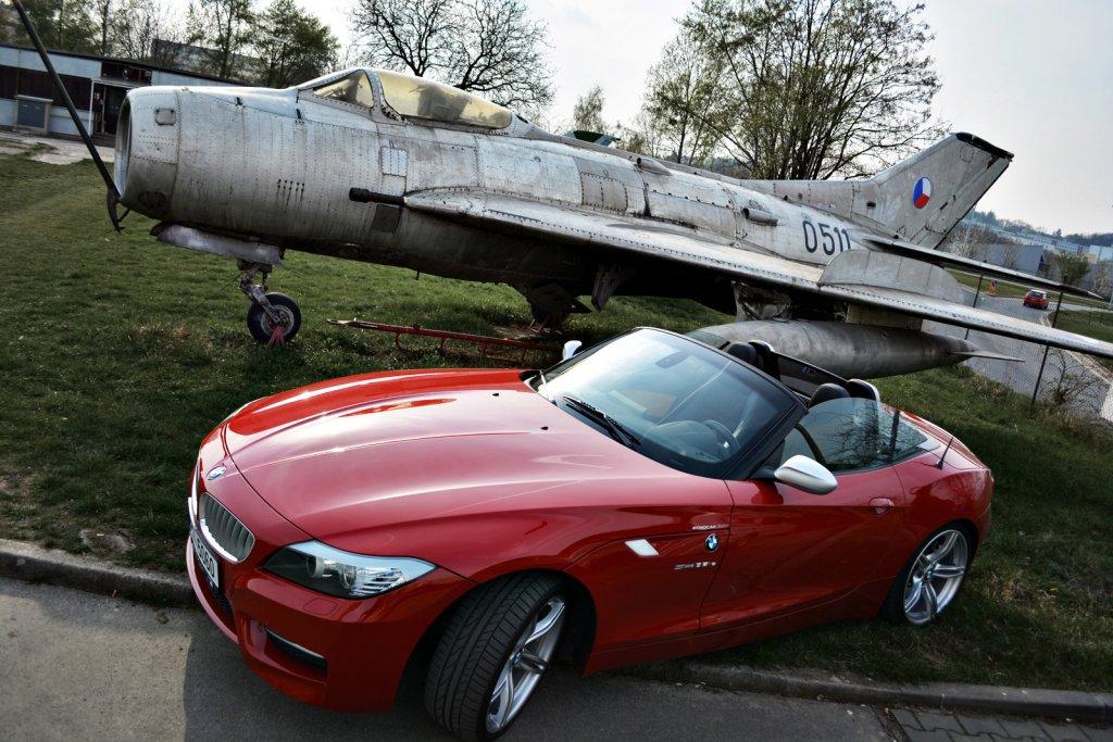 Fotogalerie Bmw Z4 S Mike Rska Fotka 59 Moje Auto Cz