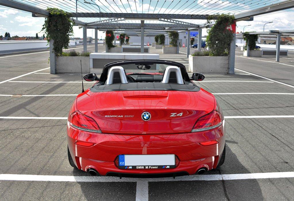 Fotogalerie Bmw Z4 Fotka 4 Moje Auto Cz