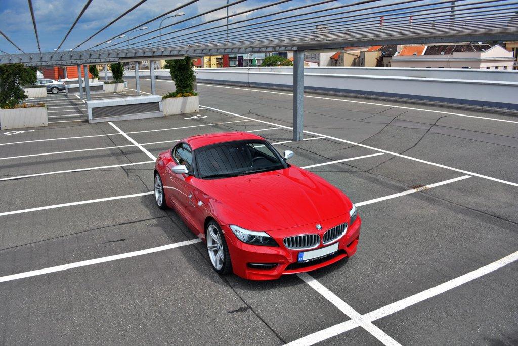 Fotogalerie Bmw Z4 Fotka 9 Moje Auto Cz