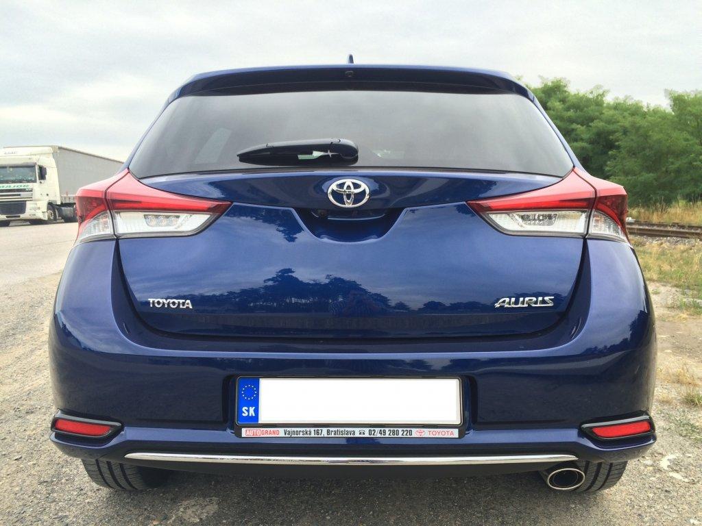 Fotogalerie Toyota Auris Fotka 3 Moje Auto Cz