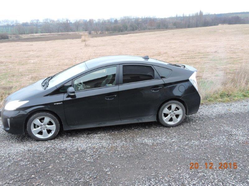 Fotogalerie Toyota Prius Fotka 9 Moje Auto Cz