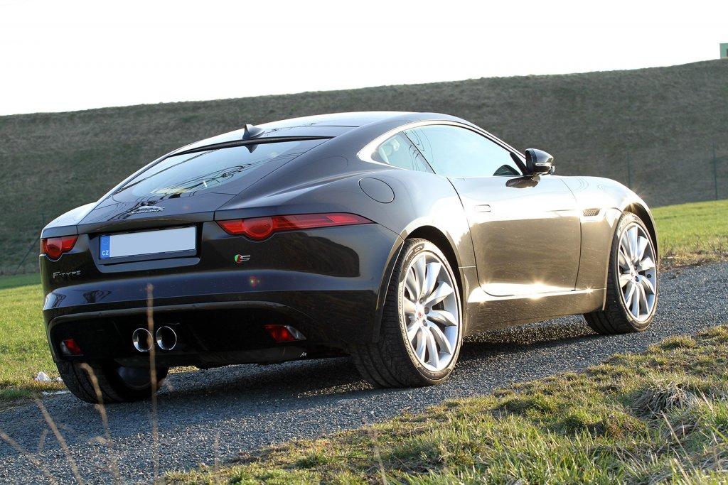 Fotogalerie Jaguar F Type Fotka 8 Moje Auto Cz