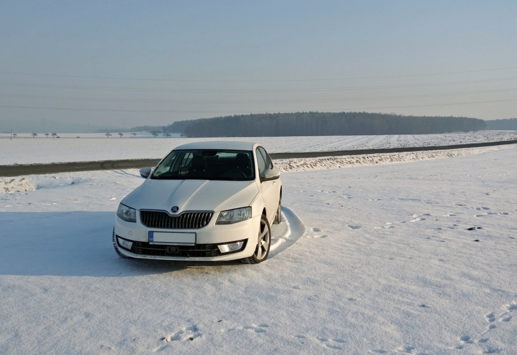 Škoda Octavia