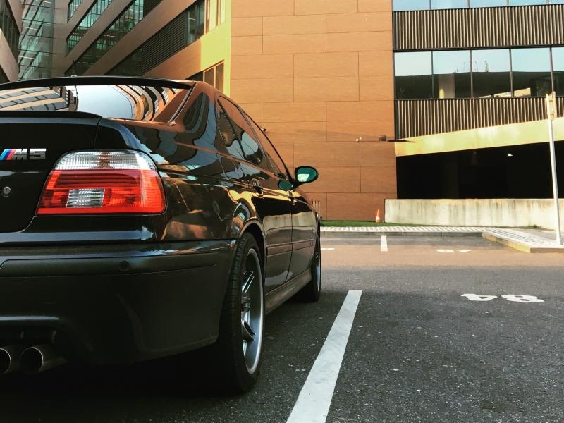 Fotogalerie Bmw M5 Fotka 7 Moje Auto Cz