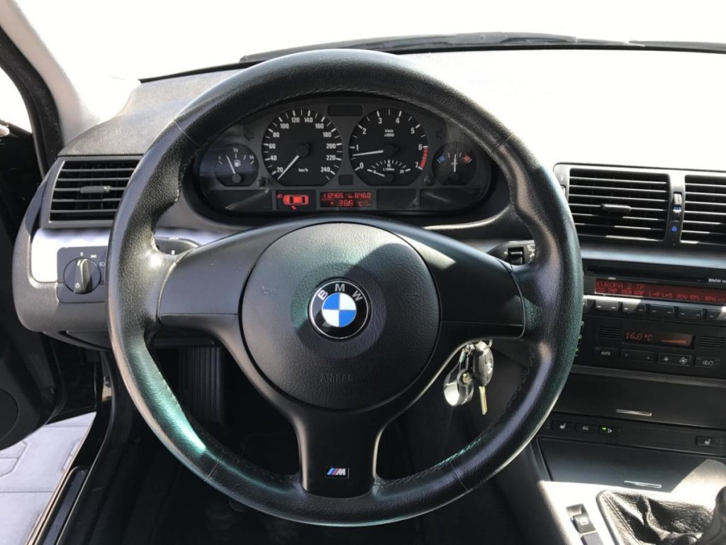 BMW řada 3