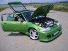Honda CR-X: fotka 3