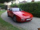 Porsche 944: fotka 2