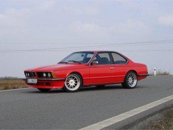 BMW řada 6: titulní fotka