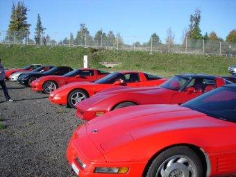 Chevrolet Corvette: titulní fotka