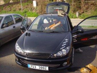 Peugeot 206: titulní fotka