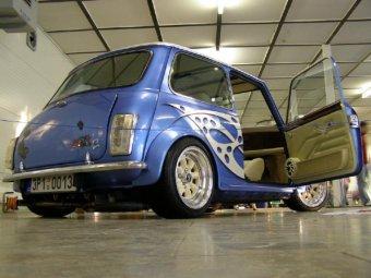 Rover Mini: titulní fotka
