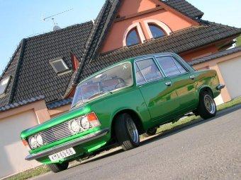 Polski Fiat 125P: titulní fotka
