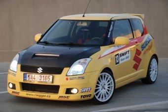 Suzuki Swift: titulní fotka