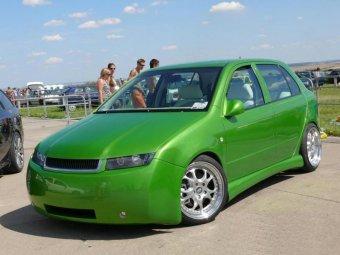 Škoda Fabia: titulní fotka