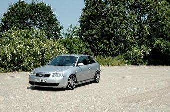 Audi A3: titulní fotka