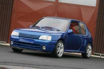 Peugeot 205: titulní fotka