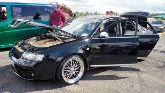 Audi A6: titulní fotka