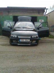 Opel Astra: titulní fotka