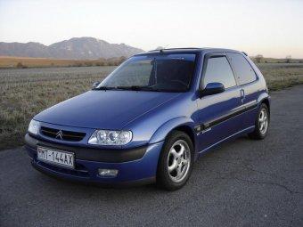 Citroën Saxo: titulní fotka
