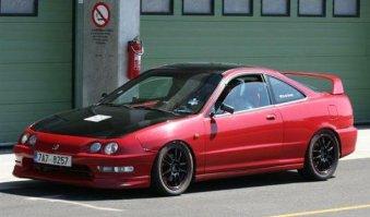 Honda Integra: titulní fotka