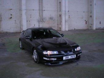Honda Prelude: titulní fotka