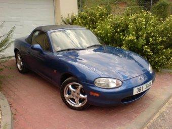 Mazda MX-5: titulní fotka