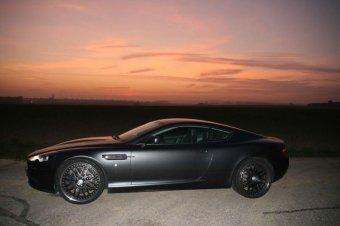 Aston Martin DB9: titulní fotka