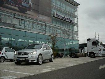 Mercedes-Benz ML: titulní fotka